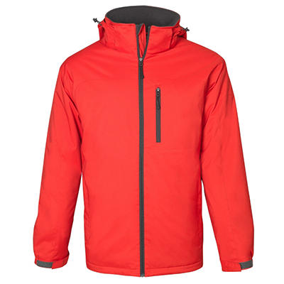 Men's Mid-Weight Hooded Jacket (Assorted Colors)