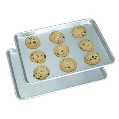 Polar Ware®  Aluminum 1/2 Sheet Pan - 2 pk.