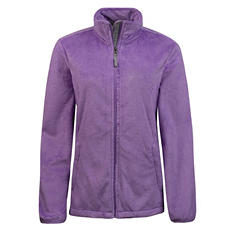 Free Country Ladies Butter Pile Jacket (Assorted Colors)