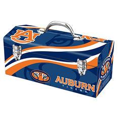 """Auburn University 16"""" Toolbox"""