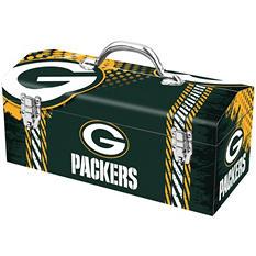 "Green Bay Packers 16"" Toolbox"