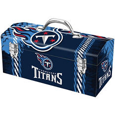 "Tennessee Titans 16"" Toolbox"