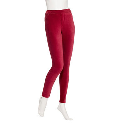 Women's June & Daisy Corduroy Legging (Assorted Colors)