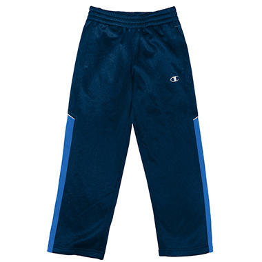 Champion Boys Pull On Fleece Pant, Various Colors