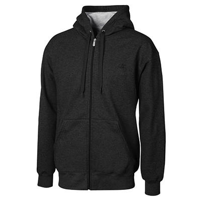 Men's Fleece Full Zip Hood (Assorted Colors)