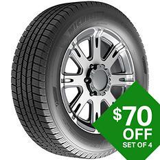 Michelin X LT A/S - 235/65R17 104T