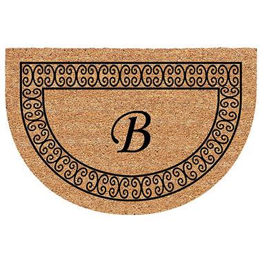 BORDER HALF RND B 24 X 36