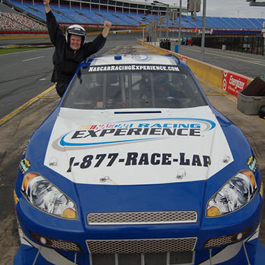 NASCAR Racing Experience - Holiday Ride Package Special
