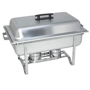 Stainless Steel Chafing Dish - 8 qt.