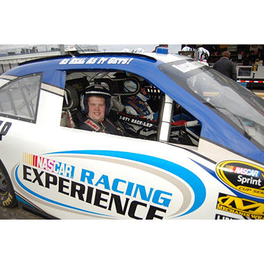 NASCAR Ride Along Package