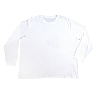 Men's Crew Long Sleeve T-Shirt (Assorted Colors)