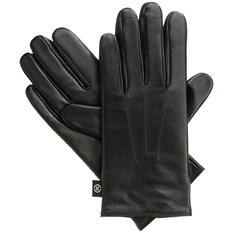 Isotoner smarTouch Ladies Leather Gloves (Assorted Colors)