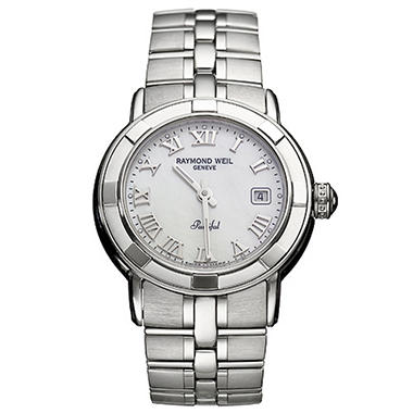 Raymond Weil Women's Parsifal Stainless Steel Quartz Watch
