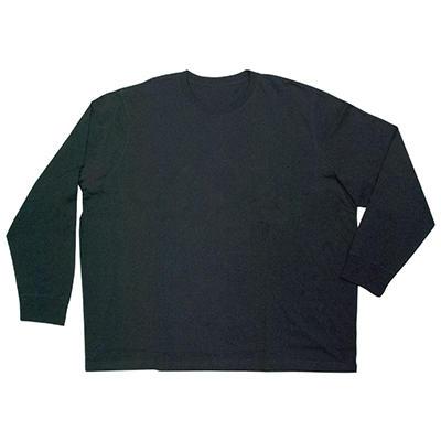 Men's Crew Long Sleeve T-Shirt (Assorted Colors)