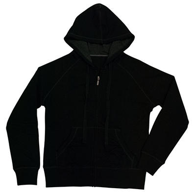 Women's Full Zip Fleece Hoodie (Assorted Colors)