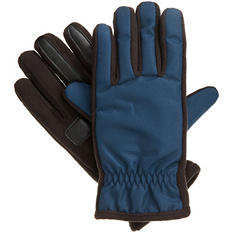Isotoner smarTouch Matrix Nylon Men's Gloves (Assorted Colors)