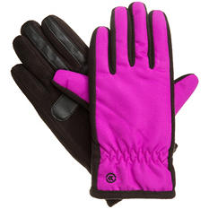 Isotoner smarTouch Matrix Nylon Ladies Gloves