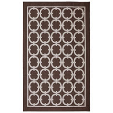 "Mohawk Color Wheel Collection - Ovation Accent Rug 30"" x 46"" - Brown"