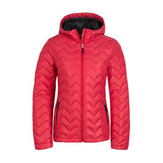 Ladies Quilted Jacket (Assorted Colors)