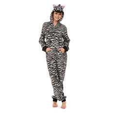 Ladies Character Footed Pajama