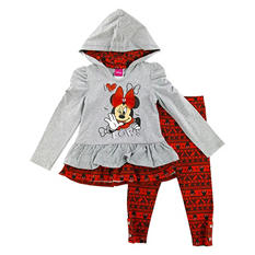 Disney's Minnie Mouse 2-pc. Legging Set