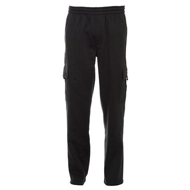 Umbro Men's Fleece Cargo Pant (Assorted Colors)