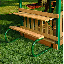 Arched Pergolas | Wood Gazebos | Picnic Tables | Glider Swings by