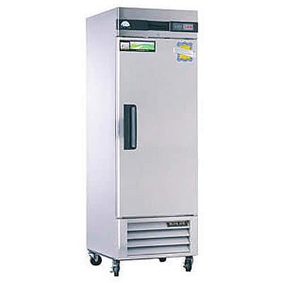 BlueAir 1-Door Stainless Steel Freezer - 23 cu. ft.