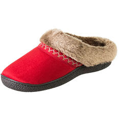 Isotoner Womens Smartzone Gel Comfort Technology Slippers (Assorted Colors)