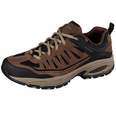 Skechers Men's Hiker Trail Shoe with Memory Foam (Assorted Colors)