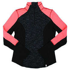 Active Life Ladies 1/4 Zip Pullover (Assorted Colors)