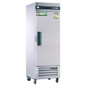 BlueAir 1-Door Stainless Steel Reach-In Refrigerator - 23 cu. ft.