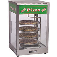 "Roundup PZD-414 Pizza Display for 14"" Pizzas"