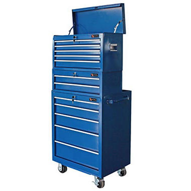 Excel Top Chest, Intermediate Chest and Roller Cabinet Combination - 26""