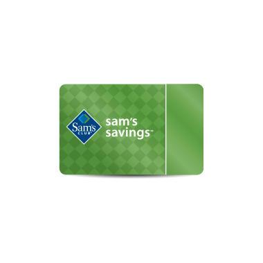 Sam's Savings Membership