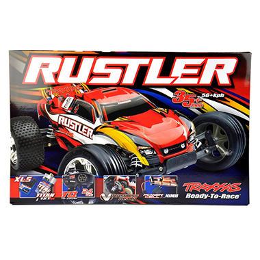 Rustler XL-5 - Black
