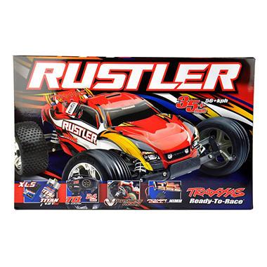 Rustler XL-5 - Red