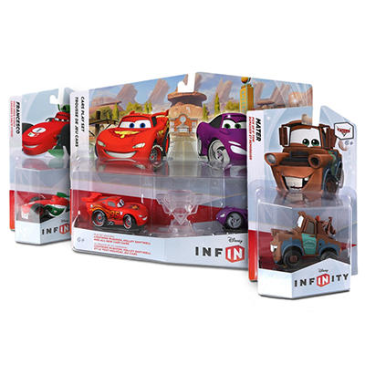 Disney Infinity Cars Collection