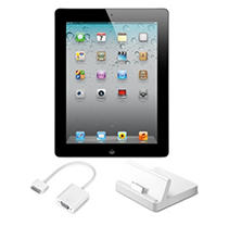 iPad 2 Bundle w/ Choice of Accessory