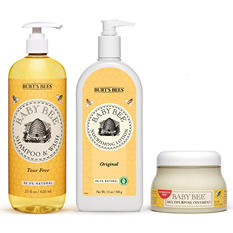 Burt's Bees Ultimate Baby Bundle