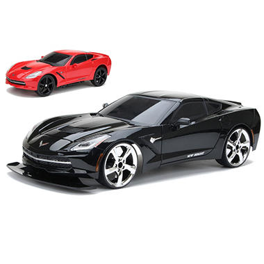 Corvette R/C Sport Twin Pack - Black