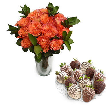 """Blooms and Berries""  Valentine Special"