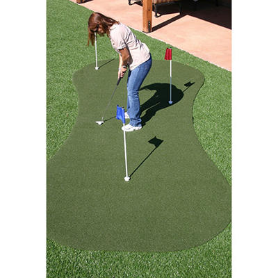 ProViri Artificial Grass Putting Green - Choose Your Size