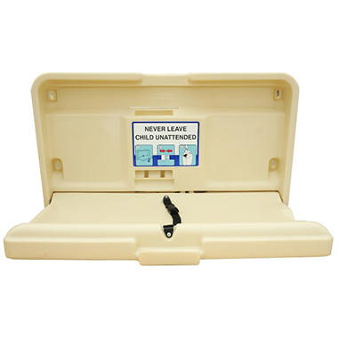 Baby Changing Station - Beige