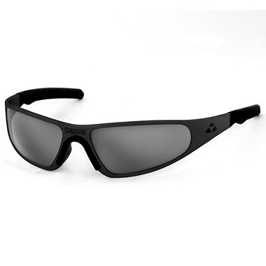 Player Matte Black Frame Sunglasses - Mirror Polarized Lens