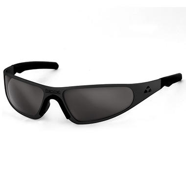 Player Matte Black Frame Sunglasses - Smoke UV Lens
