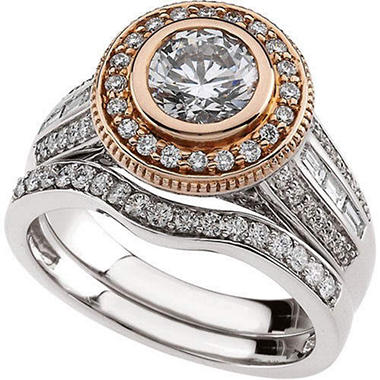1.78 ct. t.w. Diamond Bridal Ring Set (I, I1)
