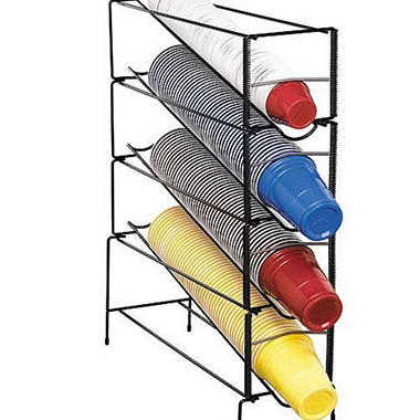 Dispense-Rite Countertop 4-Cup Dispense Tower