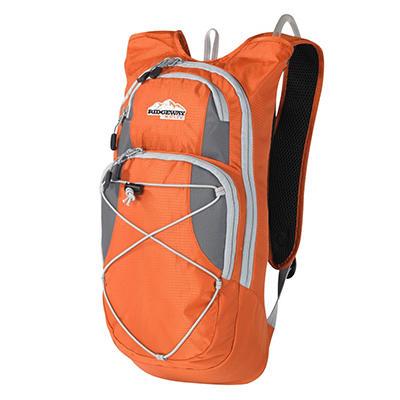 Ridgeway by Kelty 15 Liter Ultralight Hydration Pack - Orange