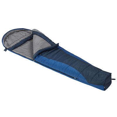 Ridgeway by Kelty Zero Degree Mummy Sleeping Bag - Blue